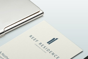 Reef Residence, luxury real estate brand by The Brand Foundation, Dubai.